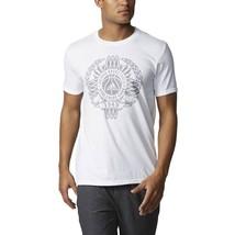Adidas Originals Global Game Men's Short Sleeve T-Shirt White-Grey bp7753 - $24.95