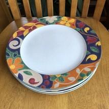 Studio Nova Fantasy Garden Dinner Plates Set Of 4 - $44.55