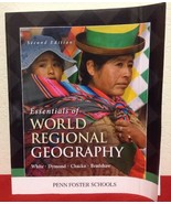 Essentials of World Regional Geography by George W. White (2011, Paperback) - $30.00