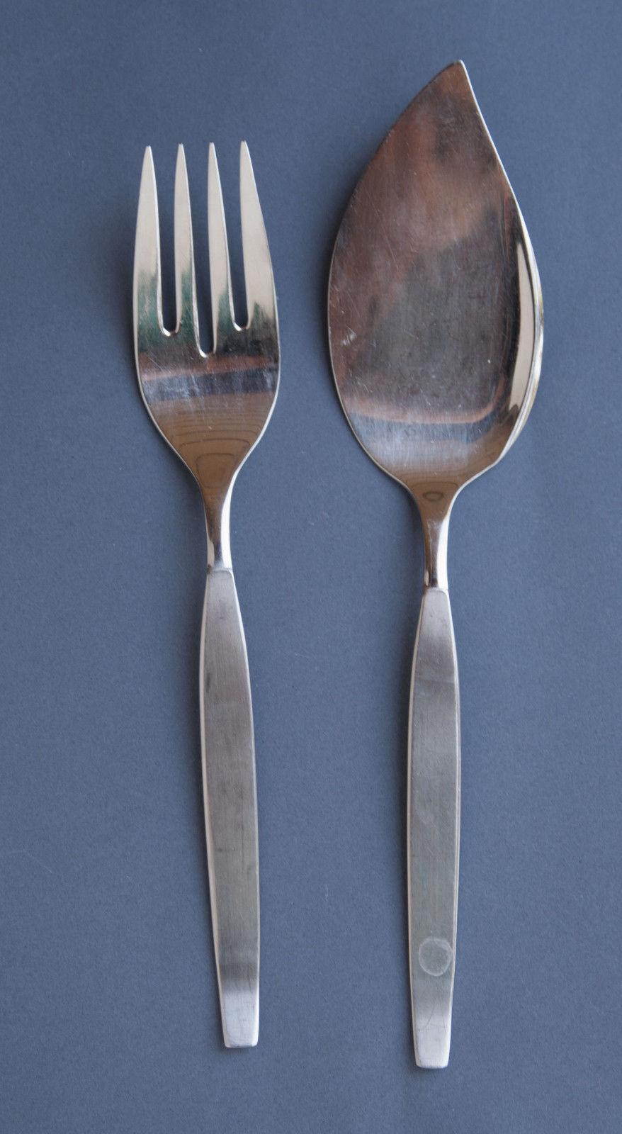 """Dinner Fork MICHELANGELO by Oneida Heirloom CUBE Mark Stainless Flatware 7 1//4/"""""""