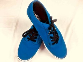VANS Skateboarding Shoes Mens 13 Blue VN 0KC46XY - $37.77