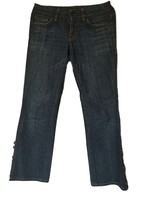 Citizens of Humanity Women's Boot Cut Mid-Rise Designer Denim Jeans Size: 25 - $13.89