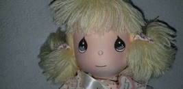 """Vintage Precious Moments """"Tammy"""" Doll 1991 Limited Edition With Tags  NWT - $9.89"""