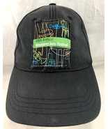 Baseball Cap/Hat Monterey California Monterey Jazz Festival 06' Black Ad... - $29.69