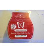 Scentsy Wax Bar (new) JEWELED POMEGRANATE - $8.68