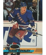 1993-94 Stadium Club #129 Alexei Kovalev  - $0.50