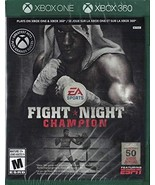 Fight Night Champion - Xbox 360/Xbox One [video game] - $22.32