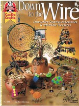 Down to the Wire Crafts Book - $7.99