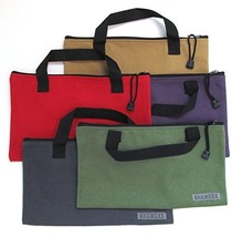 Canvas Tool Bags with Handles - 5 Pack - Heavy Duty 20 Oz. Canvas Multi Purpose