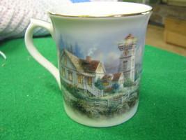 """Great Lenox Mug """"Light In The Mist Mug Collection"""" John 8:12. Free Postage Usa - $13.00"""