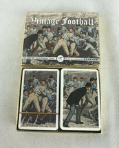 Vintage Football Piatnik Austria 2x55 Playing Cards - $14.03