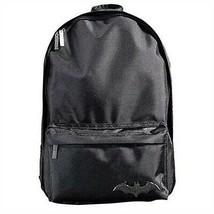 Black Batman Badge Backpack  - $36.98