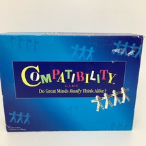 COMPATIBILITY Board Game 1996 Mattel Party Game - Missing 2 Cards - $29.91