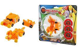 Pasha Mecard Copo Mecardimal Turning Car Vehicle Transformation Transforming Toy image 4
