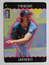 Randy Johnson - HOF - 1995 Upper Deck Collector's Choice Strikeout - #18... - $1.97