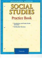 Houghton Mifflin Social Studies: Practice Book Consumable Lv K [Paperbac... - $6.47