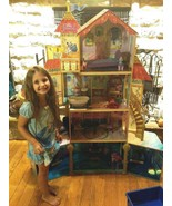 KidKraft Disney Ariel Undersea Kingdom Dollhouse, 4 Floors - New / Sealed - $203.68
