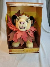 """LIMITED EDITION Disney The Lion King Simba Plush 12"""" LE 3500 New in Box! - $69.99"""
