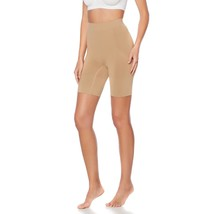 Nearly Nude Smoothing Thigh Shaper in Nude, 2X - $28.70