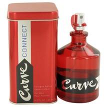 Curve Connect By Liz Claiborne Eau De Cologne Spray 4.2 Oz - $15.01