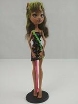 "Monster High 11"" Doll Clawdeen Wolf Freaky Field Trip - $18.29"