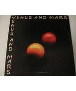 Paul McCartney & Wings Venus And Mars Capitol SMAS 11419 Stereo Vinyl Re... - $24.99