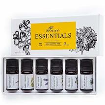 6pc Essential oils 100% Pure Therapeutic Grade Oils kit - $29.99