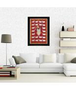 Traditional hand painted pichwai art lord krishna shri nath ji painting ... - $552.66