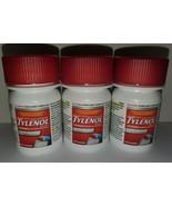 Tylenol Extra Strength Pain Fever Reliever Acetaminophen 72 Rapid Releas... - $13.81