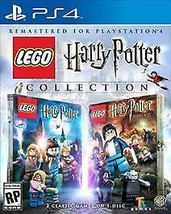 LEGO Harry Potter Collection (Sony PlayStation 4, 2016) - $43.69
