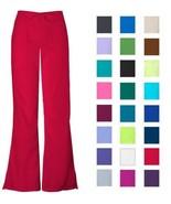 Women's Flare Leg Scrub Cargo Pants DSF Medical Uniform 400 - $12.04