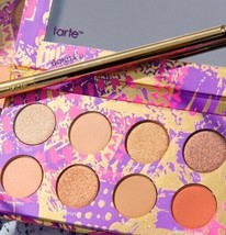 Tarte Dare to Live Amazonian Clay Eye Palette & Brush Set NIB - $23.88
