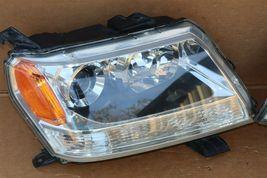 06-08 Suzuki Grand Vitara Halogen Headlight Light Lamp Matching Set L&R POLISHED image 4