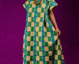 Zog etoun nguem bubu dress and matching headwrap (ESSINGAN)