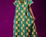 Zog etoun nguem bubu dress and matching headwrap (ESSINGAN)