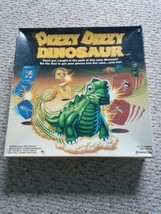Vintage Pressman Dizzy Dizzy Dinosaurs 1987 Fun Game family - $34.15
