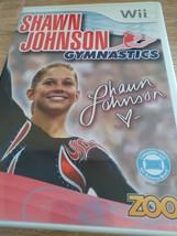 Nintendo Wii Shawn Johnson: Gymnastics ~ COMPLETE image 1