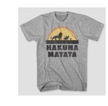 Disney Mens Lion King Hukuna Matata T-Shirt  Size 3XL  NWT - $11.99