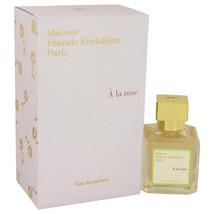 A La Rose By Maison Francis Kurkdjian Eau De Parfum Spray 2.4 Oz For Women - $267.26