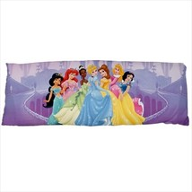 dakimakura body hugging pillow case cover all princesses - $36.00