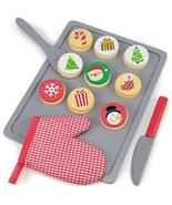 By-Imagination Generation Toddler Toy Playset, 22pcs Cookies For Santa C... - $27.99