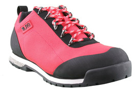 LRG Chinois Rouge Zelkova Bas Haut Randonnée Bottes Chaussures image 1