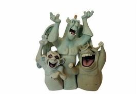 Disney Christmas Ornament Hunchback Notre Dame Gargoyles Victor Hugo Lav... - $19.69