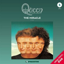 Queen LP Record Collection No.5 The Miracle 180g Vinyl Record Japan w/ T... - £55.60 GBP