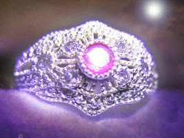 CASSIA4 HAUNTED ANTIQUE RING ROYALS MASTER THE WORLD EXTREME MAGICK 7 SCHOLARS - $188.89
