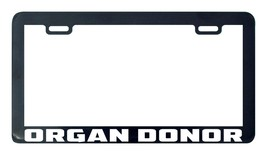 Organ donor license plate frame tag holder - $5.99