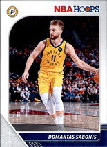 Domantas Sabonis 2019-20 Panini NBA Hoops Card #76 - $0.99