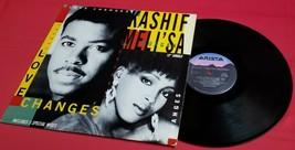 Kashif & Meli'sa Morgan - Love Changes - Arista Records - Vinyl Music Re... - $5.93