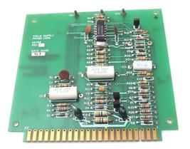 CONTRAVES A6358 FIELD SUPPLY BOARD REV. F, PC0808-01 REV. A