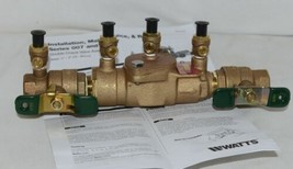 Watts Double Check Valve Assembly 0062020 3/4 Inch Connection image 1